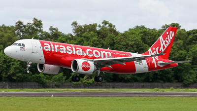 A picture of 9MRAJ - Airbus A320251N - AirAsia - © Kody Chin