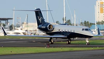 N313AR - Gulfstream G-IV(SP) - Private