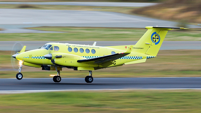 LN-LTG - Beechcraft B200 Super King Air - Lufttransport