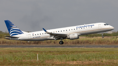 HP-1565CMP - Embraer 190-100IGW - Copa Airlines