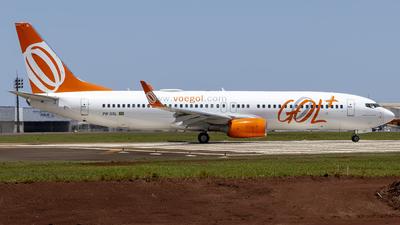 A picture of PRGTL - Boeing 7378EH - GOL Linhas Aereas - © Fabricio Lucio