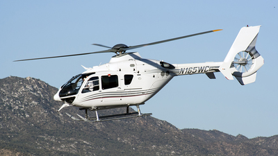 N165WC - Eurocopter EC135T2 - Private