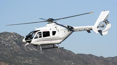 N165WC - Eurocopter EC135T2 - Private
