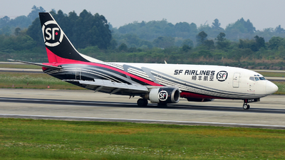 B-2630 - Boeing 737-36E(SF) - SF Airlines