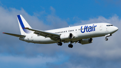 VQ-BIC - Boeing 737-45S - UTair Aviation