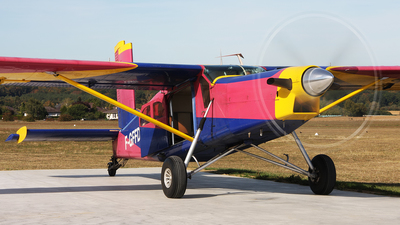 F-GFFD - Pilatus PC-6/B2-H2 Turbo Porter - Private