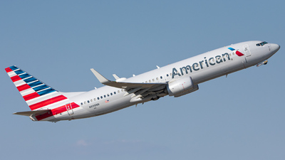 A picture of N998NN - Boeing 737823 - American Airlines - © Davis Luevano