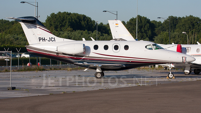 A picture of PHJCI - Beech 390 Premier I - Solid Air - © Thimo van Dijk