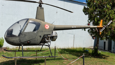 10370 - Robinson R22 Beta - Turkey - Air Force
