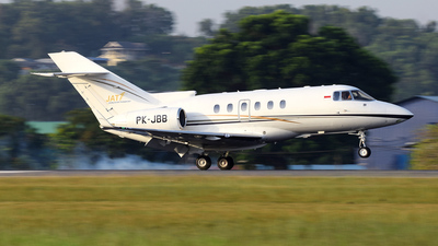 PK-JBB - Hawker Beechcraft 900XP - Jhonlin Air Transport