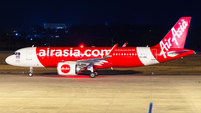 A picture of HSCBE - Airbus A320251N - AirAsia - © Amarase Pamarapa