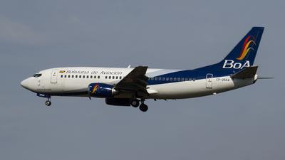 CP-2554 - Boeing 737-3Q8 - Boliviana de Aviación (BoA)