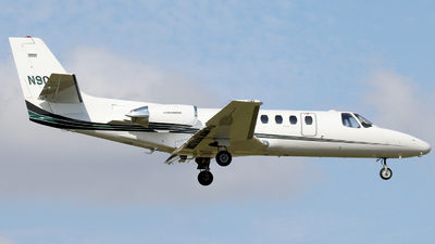 N901LB - Cessna 560 Citation V - Private