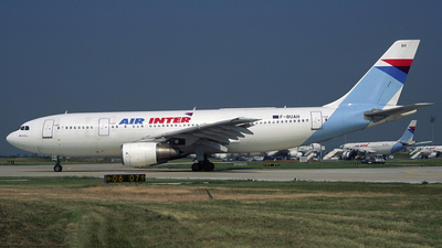 F-BUAH - Airbus A300B2-1C - Air Inter