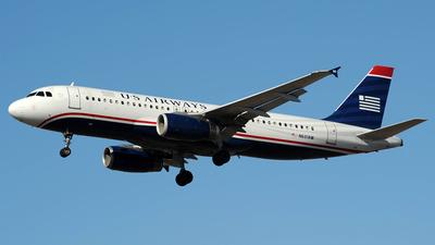 N631AW - Airbus A320-231 - US Airways