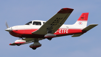 A picture of DETFE - Piper PA28181 Archer III - [2843222] - © Holger Eultgen