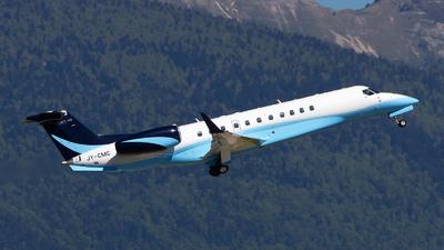 JY-CMC - Embraer ERJ-135BJ Legacy 650 - Arab Wings