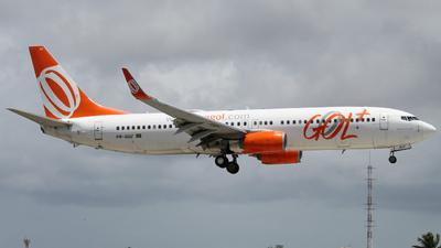 A picture of PRGUZ - Boeing 7378EH - GOL Linhas Aereas - © Felipe Cruz SBSV