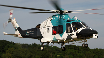 G-KSSC - Agusta-Westland AW-169 - Essex Air Ambulance