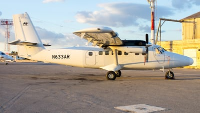 N633AR - De Havilland Canada DHC-6-300 Twin Otter - Twin Otter Support Services