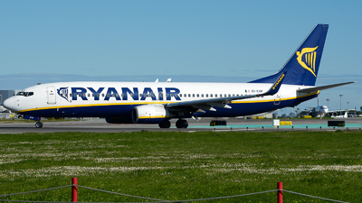 A picture of EIEVP - Boeing 7378AS - Ryanair - © a.m.
