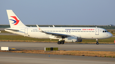 B-6930 - Airbus A320-232 - China Eastern Airlines