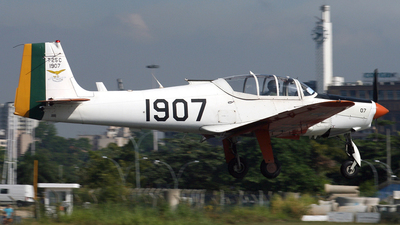 FAB1907 - Neiva T-25C Universal - Brazil - Air Force