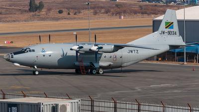 JW-9034 - Shaanxi Y-8F-200 - Tanzania - Air Force