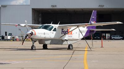 N989FX - Cessna 208B Grand Caravan - FedEx Feeder (Mountain Air Cargo)