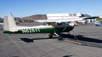A picture of N6281T - Cessna 150E - [15060981] - © Jeremy D. Dando