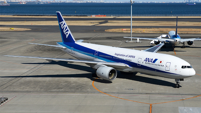A picture of JA706A - Boeing 777281 - [27036] - © Luozomi