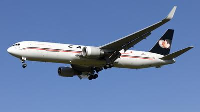 C-FCCJ - Boeing 767-323(ER)(BDSF) - Cargojet Airways