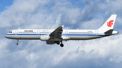 B-1855 - Airbus A321-213 - Air China
