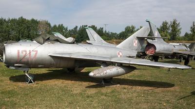 1217 - WSK-Mielec SB Lim-5 - Poland - Air Force