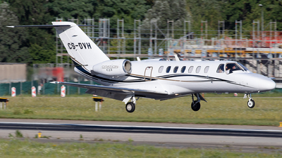 A picture of CSDVH - Cessna 525B CitationJet CJ3 - Valair - © Sandra