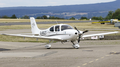 G-RGZT - Cirrus SR20-G3 - Private