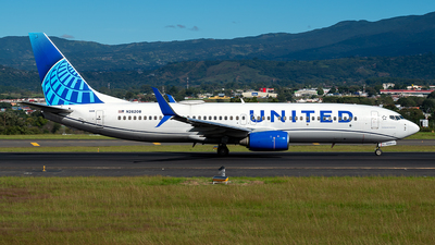 A picture of N26208 - Boeing 737824 - United Airlines - © Cristian Quijano