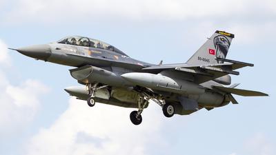 89-0045 - General Dynamics F-16D Fighting Falcon - Turkey - Air Force