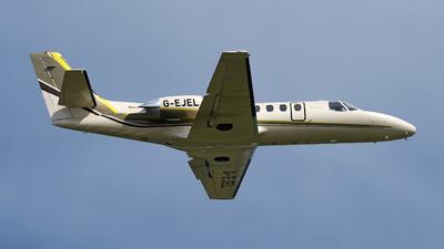 G-EJEL - Cessna 550 Citation II - Private