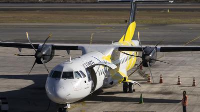 A picture of PPPTQ - ATR 72500 - Passaredo Linhas Aereas - © Gabriel Melo