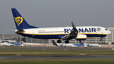 EI-FOC - Boeing 737-8AS - Ryanair
