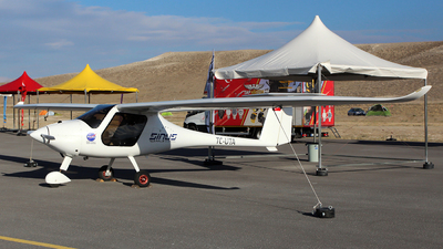 TC-UTA - Pipistrel Sinus - Private
