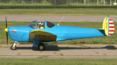 N93461 - Erco Ercoupe 415D - Private