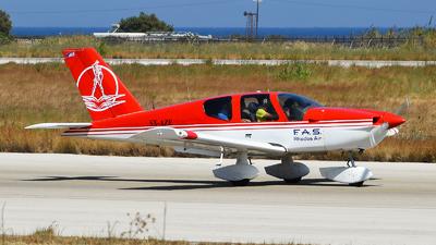 SX-AZE - Socata TB-10 Tobago - FAS - Rhodos Pilots Academy