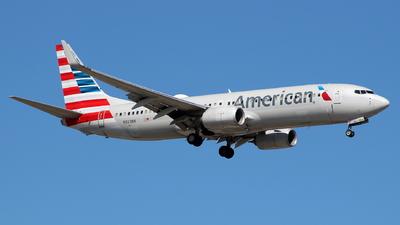 N923NN - Boeing 737-823 - American Airlines
