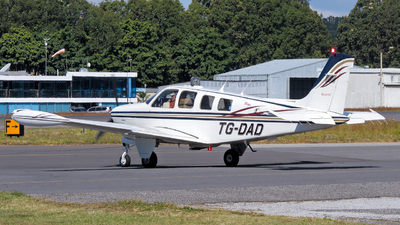 TG-DAD - Beechcraft A36 Bonanza - Private