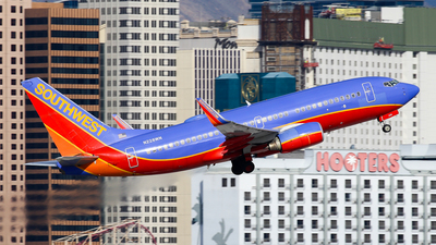 N228WN - Boeing 737-7H4 - Southwest Airlines