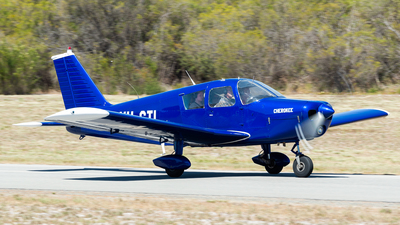 VH-CTL - Piper PA-28-140 Cherokee - Private