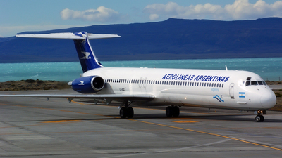 LV-VBZ - McDonnell Douglas MD-88 - Aerolíneas Argentinas