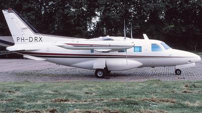 PH-DRX - Mitsubishi MU-2B-60 Marquise - Untitled